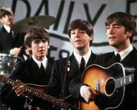 beatles2 - 1963: Cómo los BEATLES irrumpieron y revolucionaron la escena musical y sociocultural de Occidente