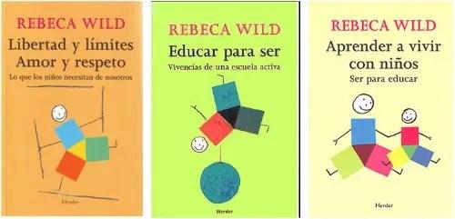 libros - REBECA WILD