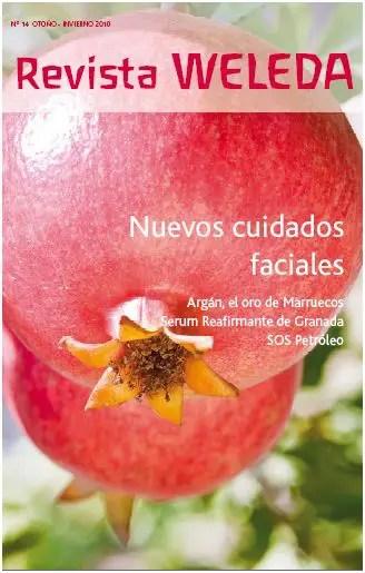 weleda revista otoño 2010