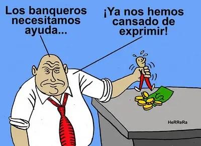 banqueros - BANKRUN 2010: ¿qué ocurriría si todos sacásemos nuestro dinero de los bancos convencionales y lo ingresásemos en banca ética?