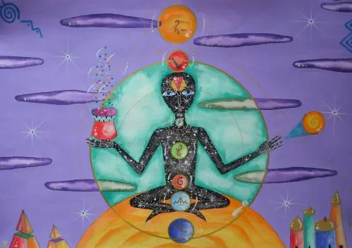 samuel tutusaus2 - Pintura cósmica de Samuel Tutusaus