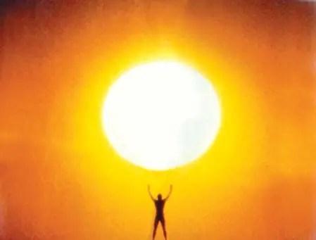 SOL Y PERSONA - El nacimiento del sol-niño-dios