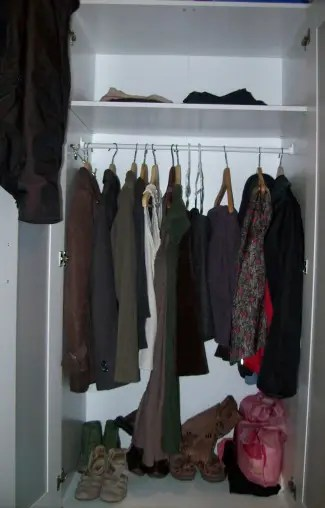 armario - 3 meses con 33 prendas: viva la simplicidad y la calidad