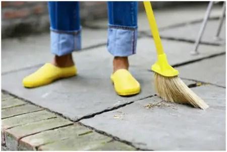 barrer - La limpieza y orden en los espacios según el Feng Shui Clásico