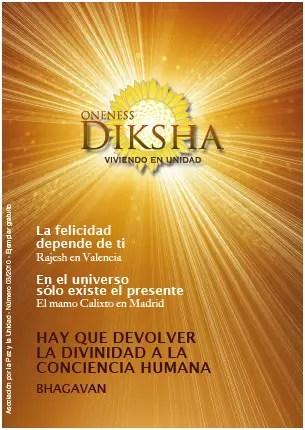 diksha 2010 - 3 revistas online sobre Diksha, espiritualidad y el arte de vivir