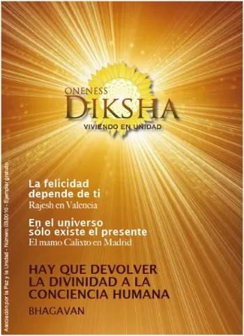 diksha revista - DIKSHA o la energía del despertar: entrevistamos a Nieves Labiano sobre esta poderosa herramienta de la India