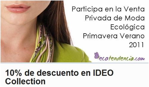ecotendencia moda ecol%C3%B3gica - Venta privada de moda ecológica primavera-verano 2011