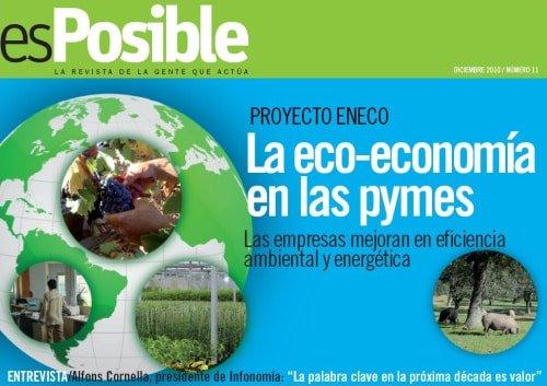 esPosible numero 11 - La eco-economía en las pymes