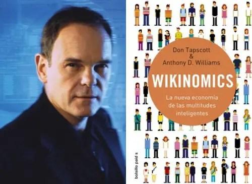 """wikinomics - """"Esto no es una crisis, es un cambio histórico"""": entrevista al experto Don Tapscott"""