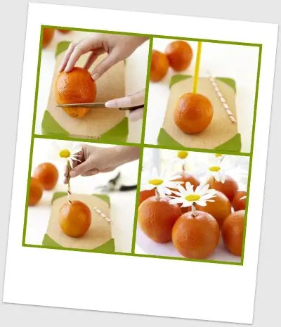 Collage de Picnik1 - centro de mesa de naranjas