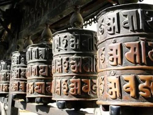 Molinos tibetanos