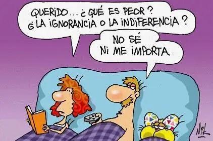 indiferencia - indiferencia