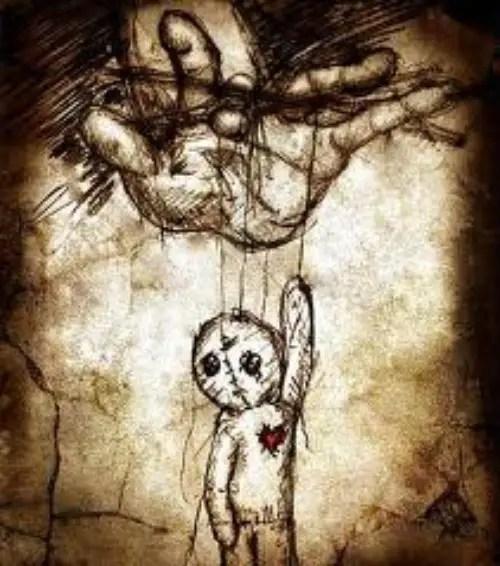 marioneta - marioneta