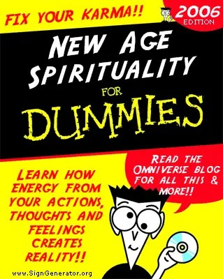 new_age_spirituality_for_dummies