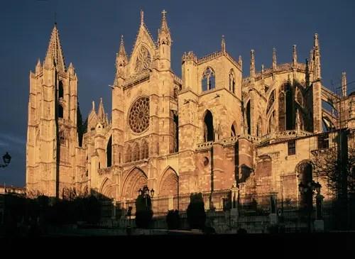 catedral de leon - catedral-de-leon