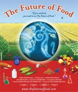 futuro - el futuro de la comida