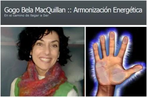 """gogo - """"Cuando estás alegre, tu aura se expande"""". Vídeo y entrevista a Gogo Bela MacQuillan"""