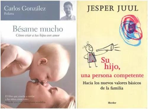 libros crianza con apego