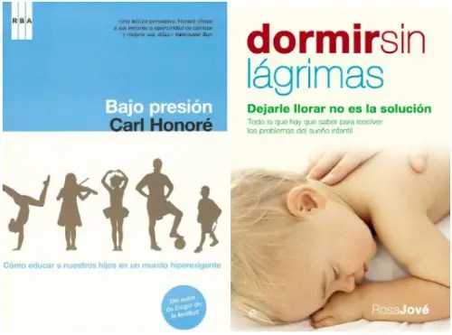 libros crianza apego