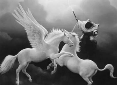 unicornio mitos - El significado arcano de los símbolos: Introducción (1)