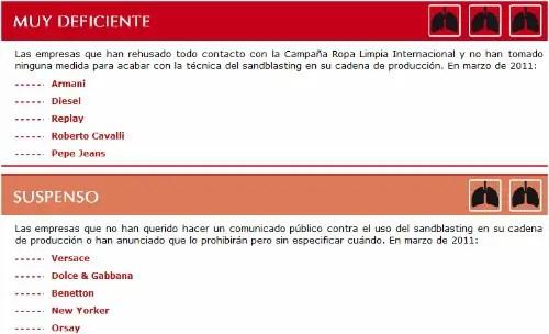 vaqueros 1 - no sandblasting