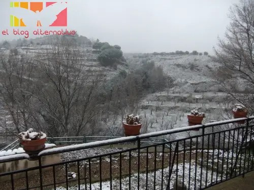 vistas nieve - Al mal tiempo, buena cara