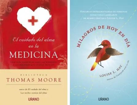 Sorteo Urano abril 2011 - Sorteo mundial de 5 lotes de libros de la Editorial Urano