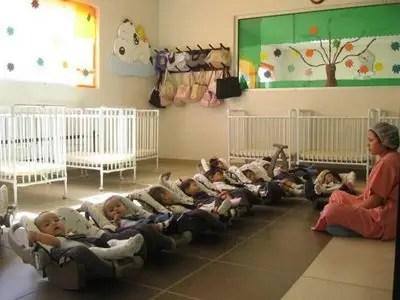 guarderias5 - La mejor guardería, tu casa: criar saludablemente a un bebé
