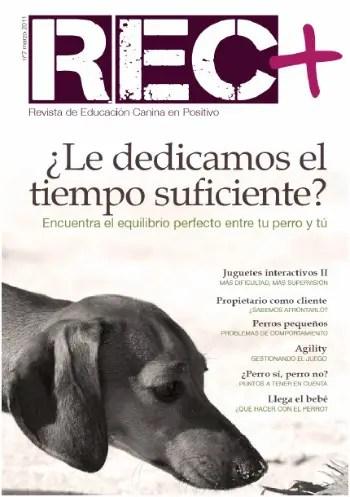 rec - Educación canina en positivo: revista online REC+ nº 7