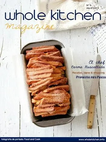 whole kitchen 6 - Whole Kitchen Magazine: revista online de cocina nº 6