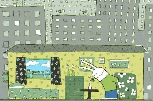 alfonso conejob - Llámame Clara: el trabajo de una ilustradora y artista plástica bohemia