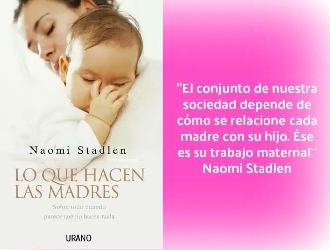Lo que hacen las madres