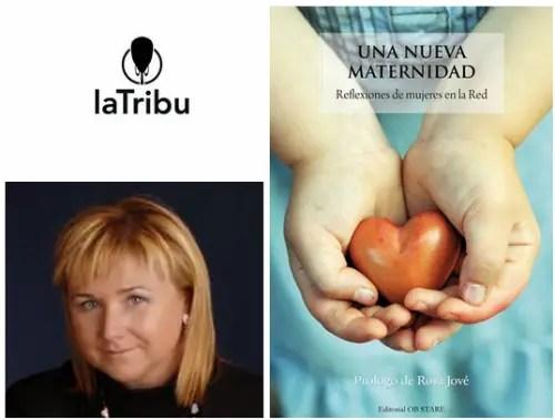 """una nueva maternidad - """"Si este libro fuera como una bolsita de té, haría una deliciosa infusión de amor"""""""