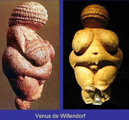 venus deWillendorf - Las sociedades matrilineales y la Diosa Mari como símbolo de la Vida en la mitología vasca