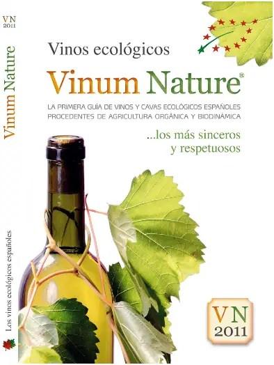 vinum nature - Vinum Nature 2011: la primera guía de vinos y cavas ecológicos españoles