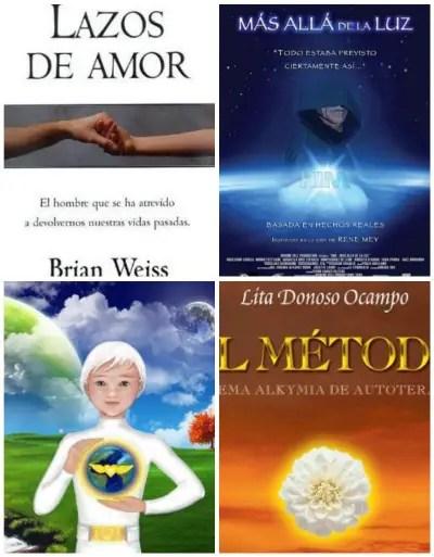 Collage de Picnik - libros crecimiento
