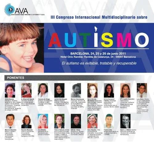 autismo - El autismo es evitable, tratable y recuperable