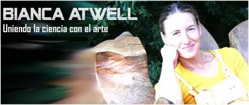 bianca atwell - NOOSFERA, le mente del planeta. Bianca Atwell en Barcelona