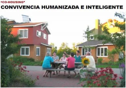 cohousing - CO-HOUSING: convivencia humanizada e inteligente