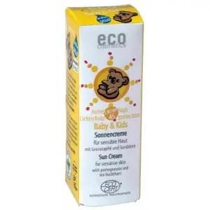 crema solar - Top 10 de productos veraniegos que ofrece Ecotendencia