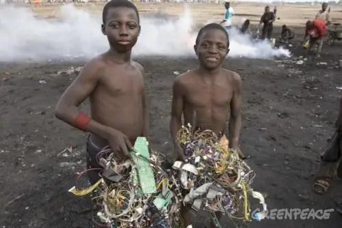 residuos electr nicos en ghana - OBSOLESCENCIA PROGRAMADA y comprar-tirar-comprar frente al verdadero valor de las cosas