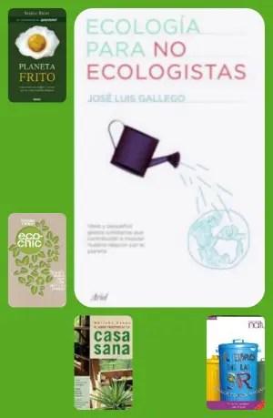 5 libros de ecologia cotidiana - 5 libros de ecologia cotidiana