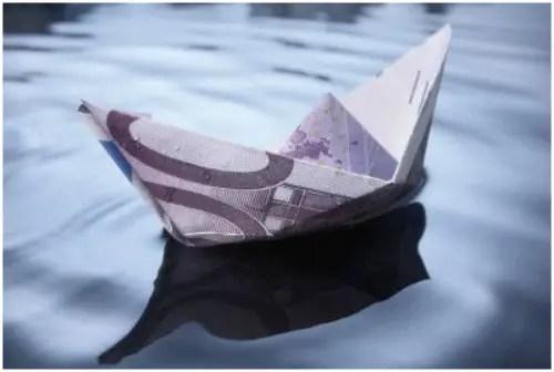 barco dinero