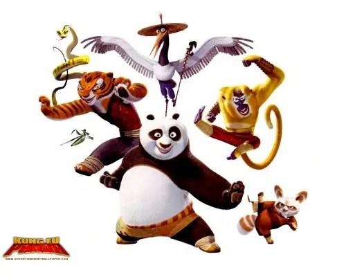 kung fu panda27b - Kung Fu Panda 2 y la paz interior