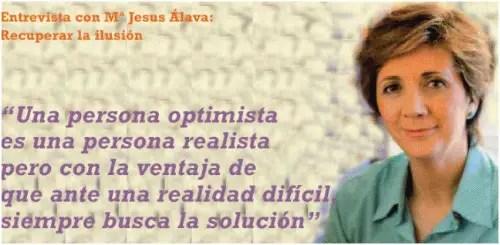 """recuperar la ilusion1 - Revista Espacio Humano julio-agosto 2011 con entrevista a la autora de """"Recuperar la ilusión"""""""