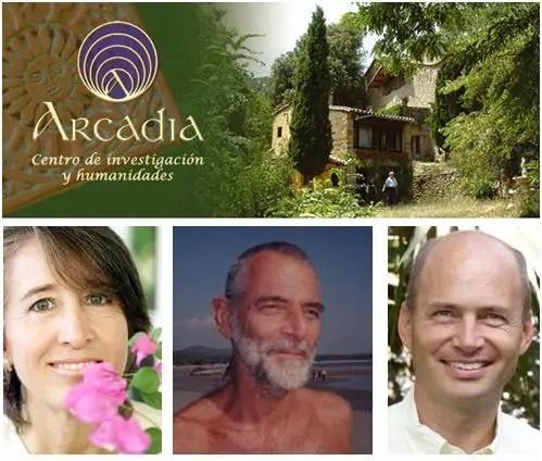 viaje al interior - Viaje al Interior 2011: retiro de 10 días de silencio, meditación y desarrollo personal en un bosque en Gerona
