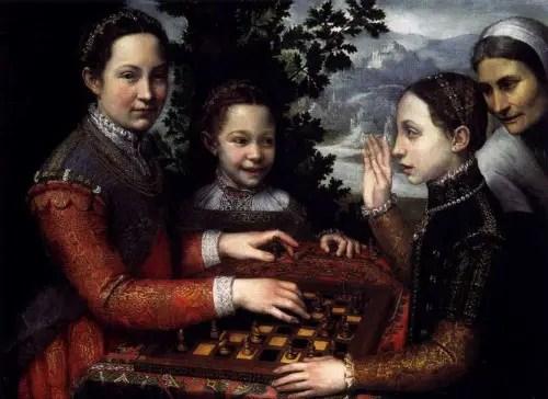 Anguissola Sofonisba
