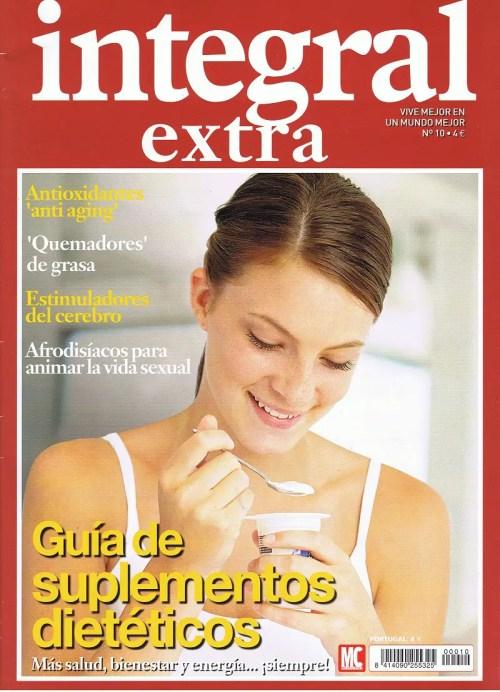 Integral Extra Suplementos dietéticos - Integral Extra - Suplementos dietéticos