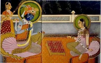 Radha Krishna chess - AJEDREZ, algo más que un juego