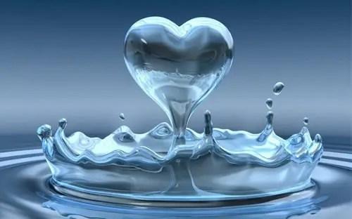 amor agua - UMA (Unidad-Manifestación-Amor). Un recordatorio de nuestra esencia y de la dinámica universal
